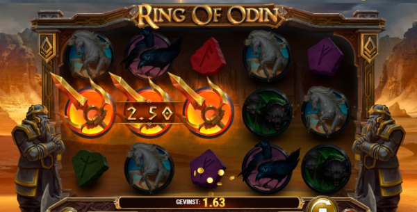 Lucky Louis 03 - Ring of Odin