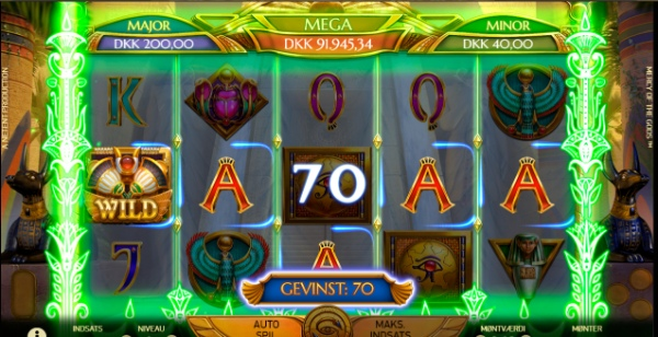 Luna Casino 04 - Mercy of the Gods